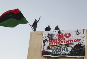 No intervention in Libya